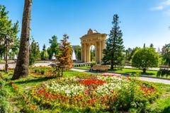 Free Dushanbe Rudaki Park 163 Royalty Free Stock Photos - 165013968