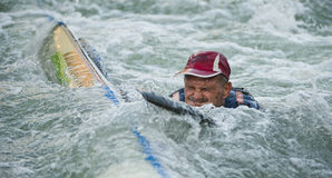 The Dusi Canoe Marathon South Africa stock photos