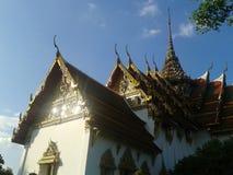 Dusit玛哈Phasat宫殿(嘲笑) 库存图片