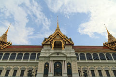 Dusit grand palace Royalty Free Stock Photos