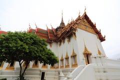 The Dusit Maha Prasat Palace Royalty Free Stock Photography