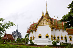 Dusit Maha Prasat Throne Hall Royalty Free Stock Photo