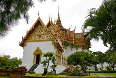 Dusit Maha Prasat Throne Hall Royalty Free Stock Photos