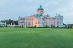 Dusit Palace, Ananda Samakhom Throne Hall Stock Photo