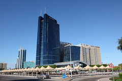 Dusit Thani hotel in Abu Dhabi Stock Photography