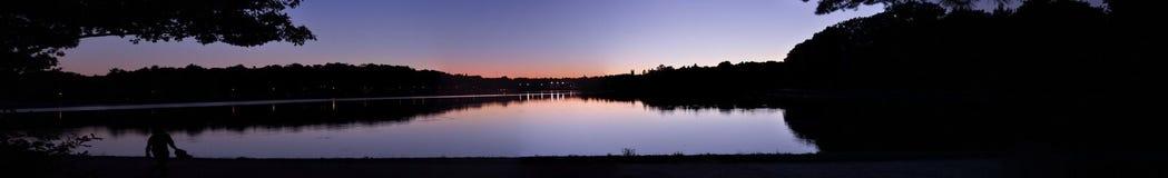 dusk αυγής Στοκ εικόνες με δικαίωμα ελεύθερης χρήσης