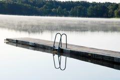 dusk γεφυρών Στοκ Εικόνες