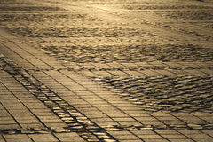 dusk προοπτική στοκ φωτογραφία
