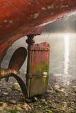 dusk Στοκ Φωτογραφίες