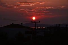 dusk Imagem de Stock Royalty Free