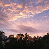 dusk Imagens de Stock Royalty Free
