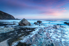 Free Dusk At Portwrinkle Royalty Free Stock Photography - 50781417