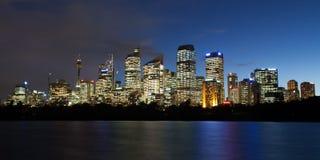 Sydney skyline Royalty Free Stock Photography