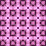 Dusk kaleidoscope #1 Royalty Free Stock Images
