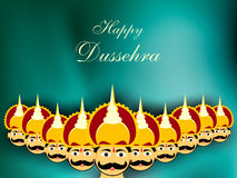 Dussehra festival background. Royalty Free Stock Photos