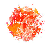 Dussehra1 Royalty Free Stock Images