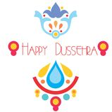 Dussehra Royalty Free Stock Photos