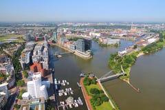 Dusseldorf Image libre de droits