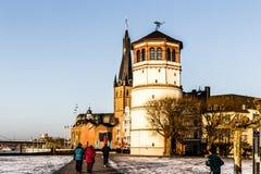Dusseldorf, Alemanha Fotografia de Stock