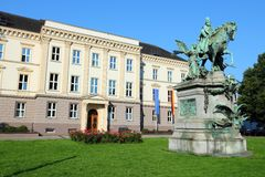 Dusseldorf Royalty Free Stock Photos