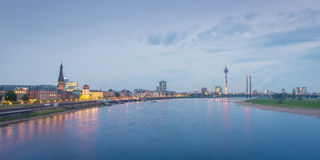 Dusseldorf, Duitsland Royalty-vrije Stock Fotografie
