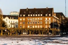 dusseldorf Germany Obrazy Royalty Free