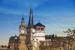 Dusseldorf Stock Image