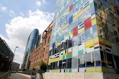 Dusseldorf's Landmarks Stock Image