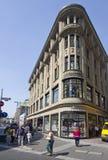 Dusseldorf Wydziałowy sklep Obraz Stock