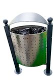 Dust bin Stock Photos