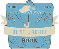 Dust Jacket Book Royalty Free Stock Photography