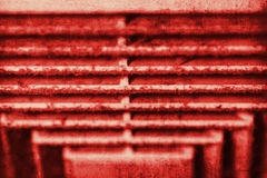Dust out from Air Duct, Danger and the cause of pneumonia in off. Dirty Air Duct, Danger and the cause of pneumonia in office man Royalty Free Stock Images