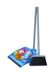 Dust Pan Lobby Broom Stock Images