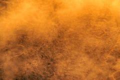 The Dust & Sunset Stock Photo