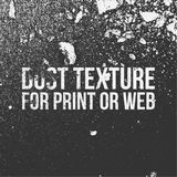 Dust Texture for Print or Web Royalty Free Stock Images