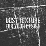 Dust Texture for Your Design Stock Image
