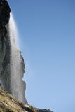 Dust waterfall Stock Photos