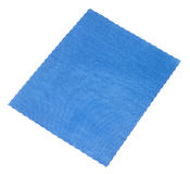 Dust wiping cloth Stock Photo