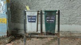 dustbin Стоковая Фотография