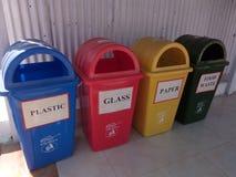 dustbin imagem de stock