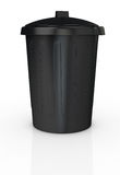 Dustbin Royalty Free Stock Photos