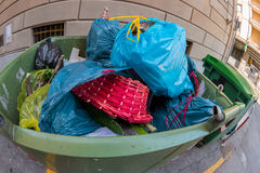 dustbin Fotografia de Stock