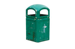 Dustbin Stock Image