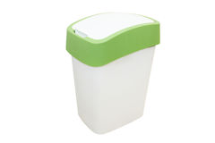 Dustbin Royalty Free Stock Photography