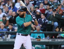 Dustin Ackley Stock Images