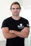 Dustin Clare Royalty Free Stock Photos