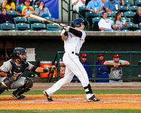 Dustin Fowler, Charleston RiverDogs Stock Photos