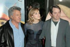 Dustin Hoffman, Emma Watson, Matthew Broderick Obraz Royalty Free