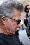 Dustin Hoffman in Italy for a commercial Royalty Free Stock Image