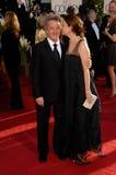 Dustin Hoffman, Lisa Gottsegen Stockbilder